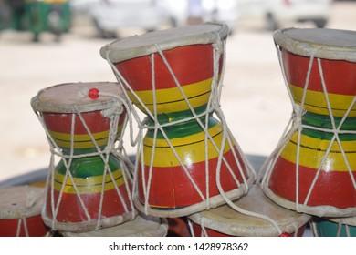 Damru (small drum in english language) for sale