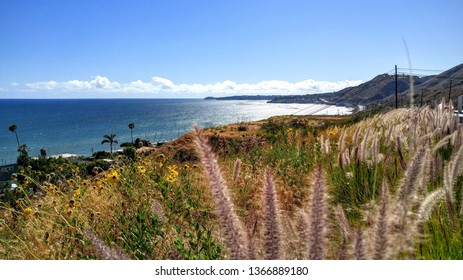 Dan Blocker State Beach California landscape