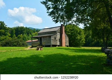 Dan Lawson Place in Cades Cove, Smoky Mountains National Park, Tennessee