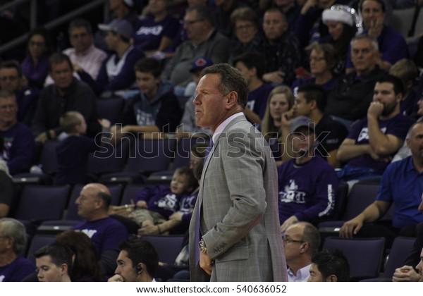 Dan Majerle Head Coach Grand Canyon Stock Photo Edit Now