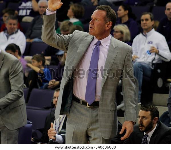 Dan Majerle Head Coach Grand Canyon Royalty Free Stock Image