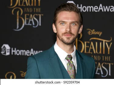 Dan Stevens at the Los Angeles premiere of 'Beauty And The Beast' held at the El Capitan Theatre in Hollywood, USA on March 2, 2017.