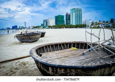 danang beach Vietnam