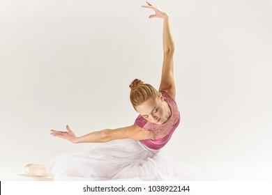 dance, ballet, woman