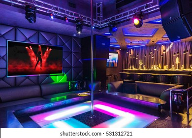 Nightclub Interior Stock Images, Royalty-Free Images & Vectors ...