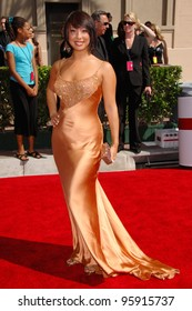 Dancer CHERYL BURKE at the 2006 Creative Arts Emmy Awards at the Shrine Auditorium, Los Angeles. August 19, 2006  Los Angeles, CA  2006 Paul Smith / Featureflash