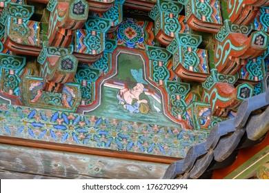 檀清 – 朝鮮の建築画