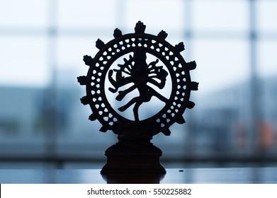 Dancing God Shiva Nadarajah Statue