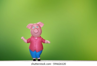 Dancing Pig Toy for kids