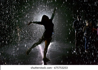 Image result for dance in the rain