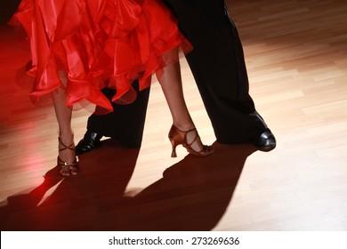 Dancing, Salsa Dancing, Tangoing.