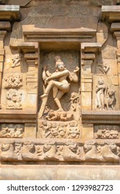 Dancing Shiva - Brihadisvara Temple, Gangaikonda cholapuram, TamilNadu India