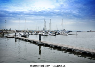 Danga Bay is the largest recreational park in the city of Johor Bahru, Johor, Malaysia.
