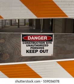Danger! Keep out!