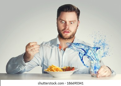 dangerous lunch
