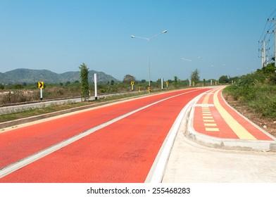 Dangerous road curves