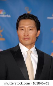 Daniel Dae Kim  at the 62nd Annual Primetime Emmy Awards, Nokia Theater, Los Angeles, CA. 08-29-10
