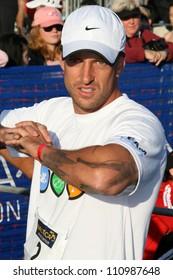 Daniel Powter at The 21st Nautica Malibu Triathlon Presented By Toyota. Zuma Beach, Malibu, CA. 09-16-07