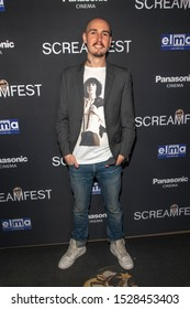"""Daniel Slottje attends 19th Annual Horror Film Festival – ScreamFest - Opening Night """"Eat, Brains, Love"""" Los Angeles Premiere at TLC Chinese Theatre, Hollywood, CA on October 8, 2019"""