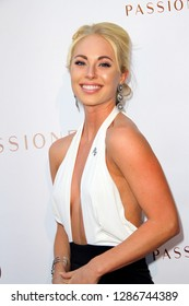 """Danielle C. Ryan attends the premiere for """"Driven"""" on August 8, 2018 at the Charlie Chaplin Theater at Raleigh Studios in Los Angeles, CA."""