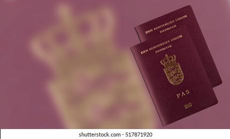 Danish passport