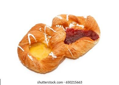 Danish pastry   ·