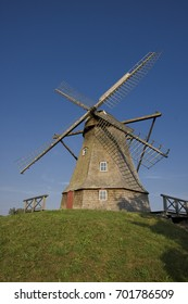 Danish windmill, Denmark