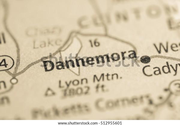 Map Of New York Dannemora.Dannemora New York Usa Stock Photo Edit Now 512955601