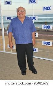 Danny DeVito at the Fox TV Summer 2011 All-Star Party at Gladstones Restaurant, Malibu. August 5, 2011  Malibu, CA Picture: Paul Smith / Featureflash