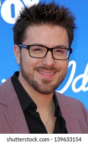 Danny Gokey at the American Idol Season 12 Finale Arrivals, Nokia Theater, Los Angeles, CA 05-16-13