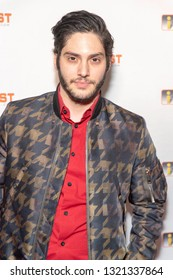 Danny Zureikat attends 2019 InfoList's Pre-Oscars Soiree at Skybar at the Mondrian Hotel, West Hollywood, CA on February 20th, 2019