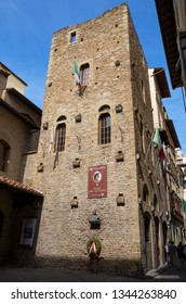Dante's House Museum, Florence, Tuscany, Italy September 19th 2018