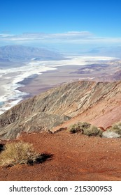 Dante's View - Death Valley National Park, California USA