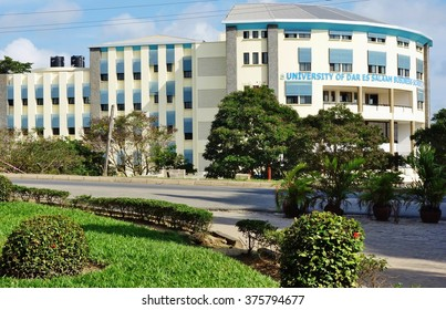 DAR ES SALAAM, TANZANIA -27 JUNE 2015- Main campus of the University of Dar Es Salaam in Mlimani. UDSM has five campus in and around the largest city in Tanzania.