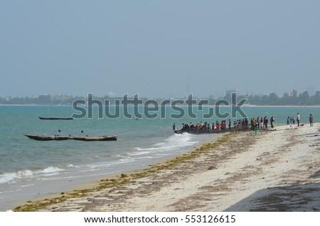 dar es salaam tanzania beaches