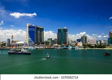 Dar es Salaam, Tanzania - skyline