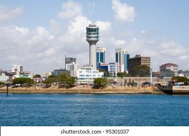 Dar es Salaam Waterfront - Shutterstock ID 95301037