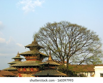 Darbar Square skyline, Kathmandu