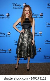 Darby Stanchfield at the Disney/ABC Summer 2013 TCA Press Tour, Beverly Hilton, Beverly Hills, CA 08-04-13