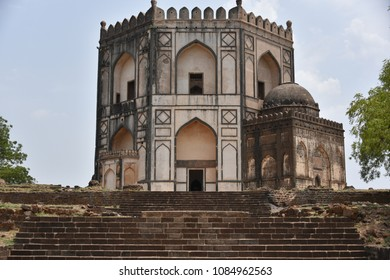 Dargah Hazrath Nemat Ullah Shah kirmani tomb, Bidar, Karnataka
