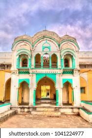 Dargah of Sheikh Zainuddin Khuldabad in Khuldabad - Maharashtra, India.