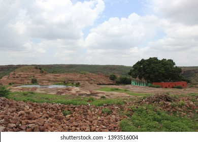 The Dargah of a Sufi Saint in Badami