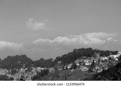 Darjeeling & Kanchenjunga, Lesser Himalayas, Queen of the Hills, West Bengal, India