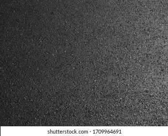 dark asphalt road texture, street background