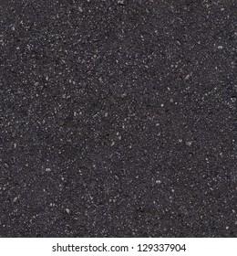Dark Asphalt Seamless Tileable Texture.