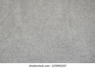 Dark beige warm material fleece texture