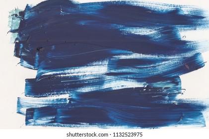 dark blue acrylic background