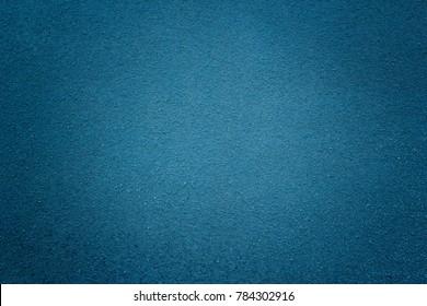 Dark blue concrete surface