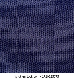 dark blue fabric cloth texture background​