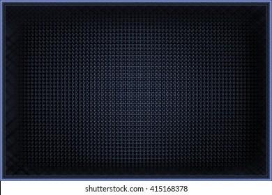 dark blue illustration